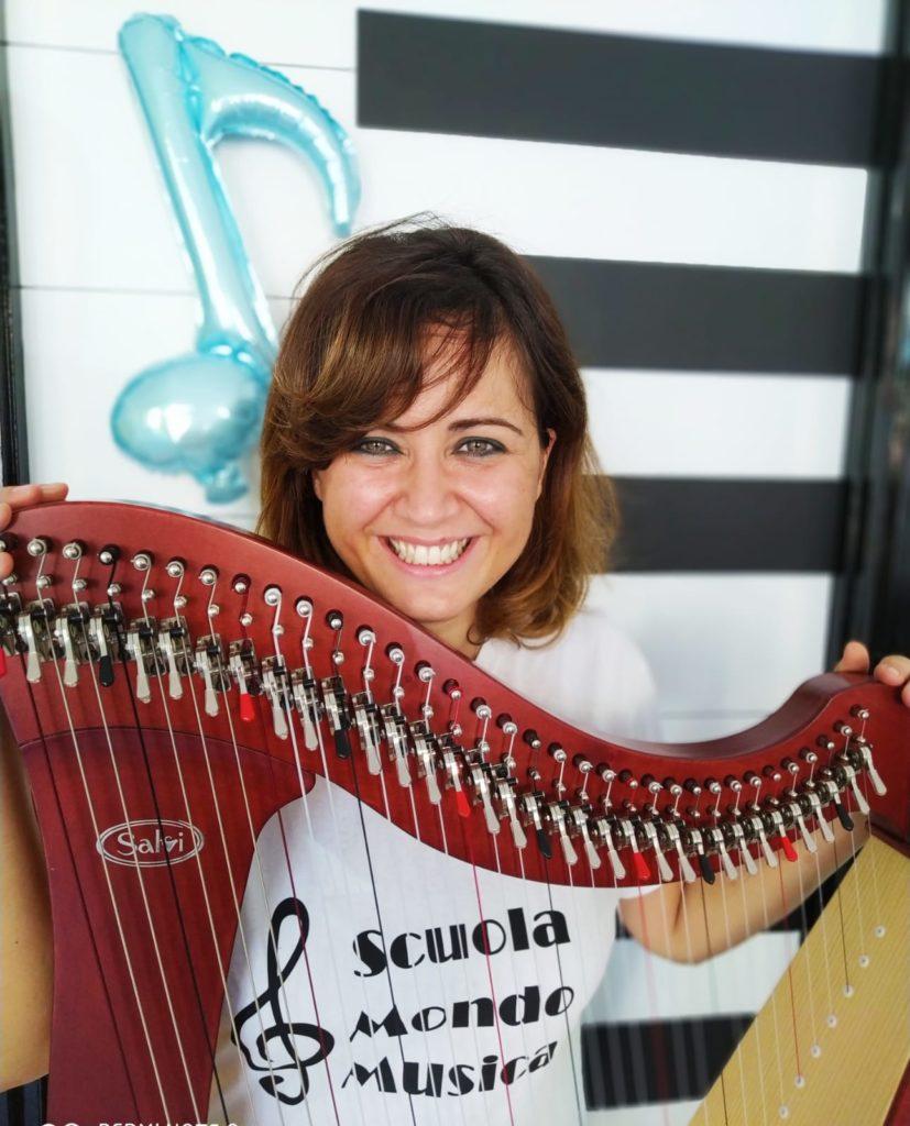 DANIELA PERAINO MONDO MUSICA PARMA