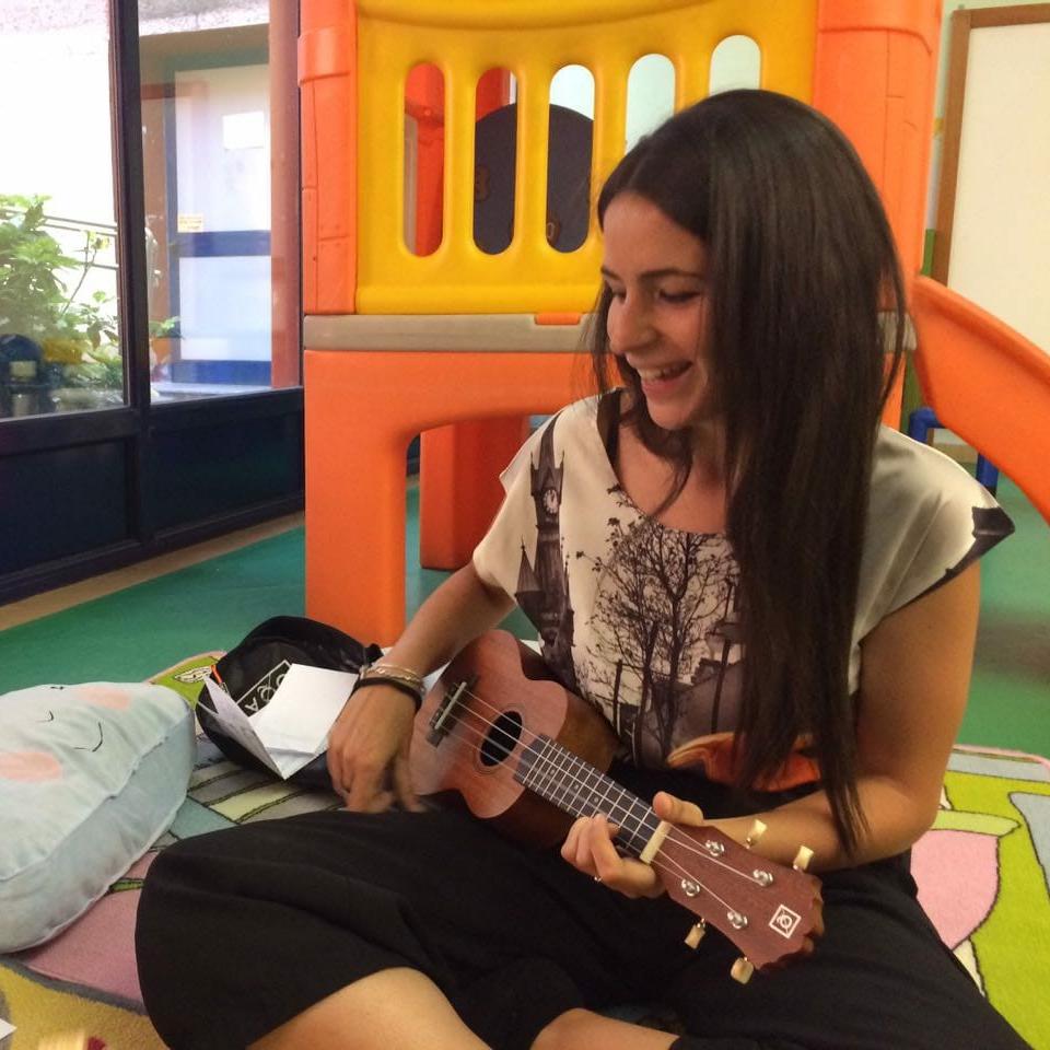 Debora Lambruschini – Gioco in Musica